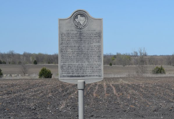 Pioneer Smith Brothers Texas Marker